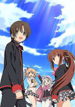(c)VisualArt's/Key/Team Little Busters!